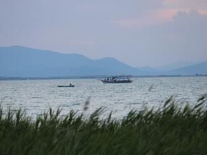 Beyşehir Gölü adaları turizme açılıyor