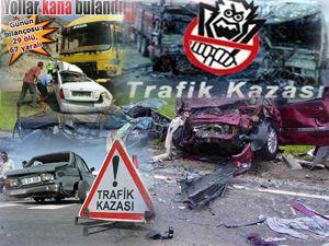Trafik kazalarını azaltmanın yolu