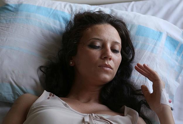 darp edilen hostes tedavi altında