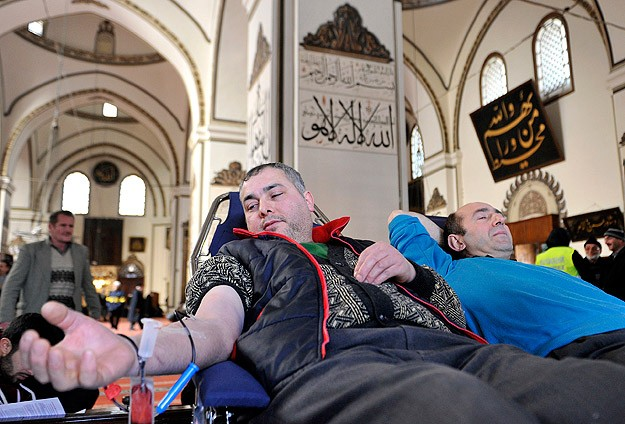 Ramazanda kan bağışı iftardan sonra alınacak