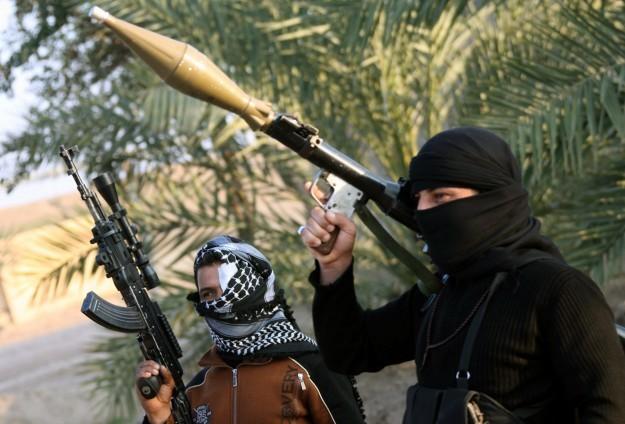 IŞİDin yabancı uyruklu militanları