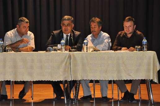 Ereğli kent konseyi toplandı