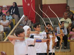 Konyada spor okulları törenle açıldı