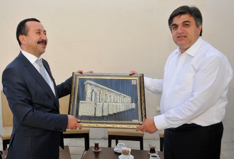 YÖK Başkanı Çetinsaya, Beyşehir'de
