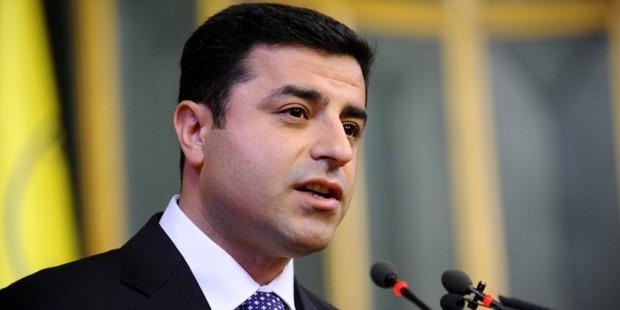 HDP Cumhurbaşkanı adayını açıkladı.