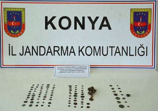 Tarihi eser kaçakçılarına operasyon :4 tutuklama