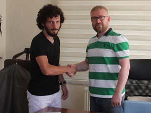 Anadolu Selçukluspor sözleşme imzaladı