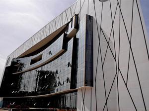 Meram hizmet binası yıl sonunda tamamlanacak