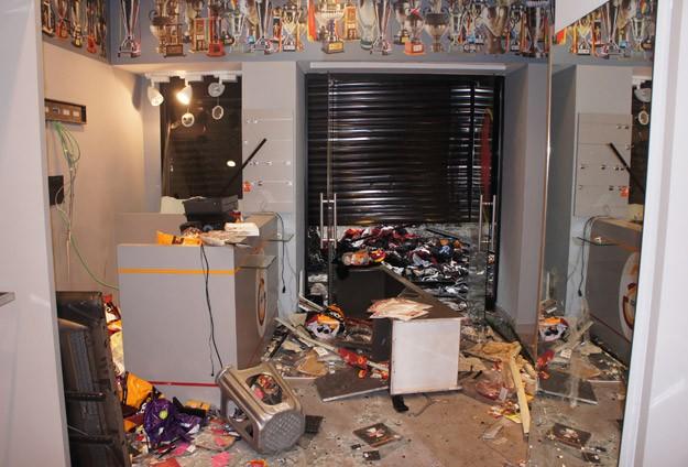 GS Storea saldırı davasında 5 tahliye