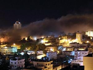 Gazzeden İsraile roket atıldığı iddiası