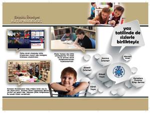 Selçuklu Belediyesi'nden kütüphaneye davet