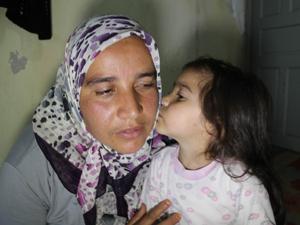 Zeynep'in yaşam mücadelesi gözleri doldurdu