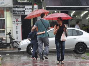 Hava 5 derece soğuyor: Kuvvetli yağış kapıda