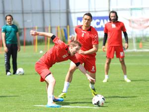 Torku Konyaspor'da hazırlıklar başlıyor