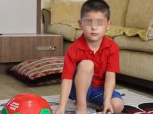 Doktordan 4 yaşındaki çocuğa suç duyurusu
