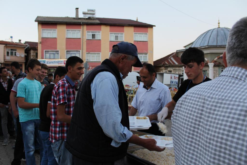 Beyşehirde Ramazan coşkusu sürüyor