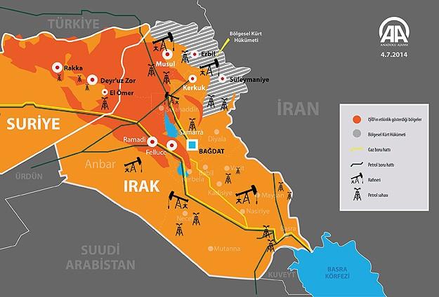 IŞİD enerji depoluyor