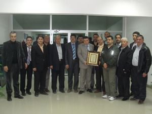 Irakla ticari ilişkiler gelişecek