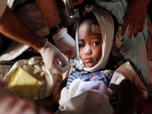 Konyadan Haitiye gönüllü doktor