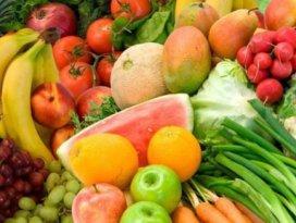 Vücut direncinizi meyve ve sebzeyle arttırın!