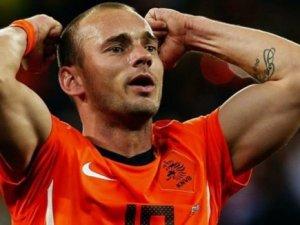 Sneijderden yeni rekor!