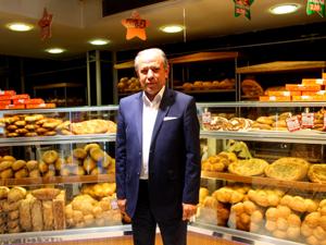 """""""Buğday ambarında 40 çeşit ekmek çıkıyor """""""