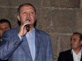 Erdoğan: Tarih yazacaksınız