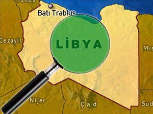 Libya da gergin saatler