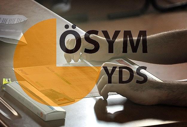 YDS başvuruları 10 Temmuzda başlayacak
