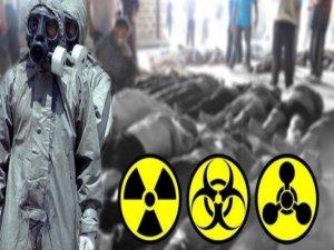 Kimyasal silah alarmı