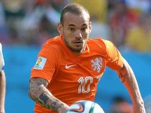 Sneijder kupa için umutlu