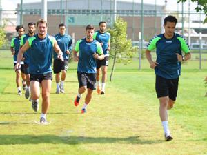 Torku Konyaspor'da 1. etap kampı tamamlandı