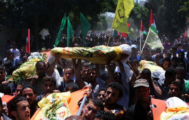 Gazzede bilanço yükseliyor