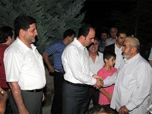 Başkan Altay, Erdoğan için destek istedi