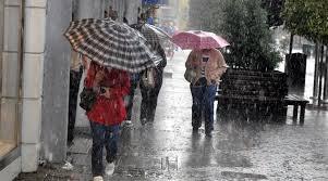4 il için kuvvetli yağış