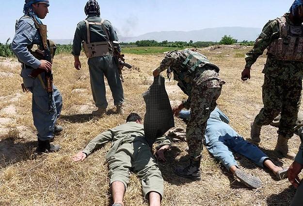 Talibandan saldırı: 32 ölü