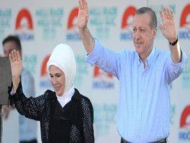 İşte Erdoğanı zirveye taşıyan yol