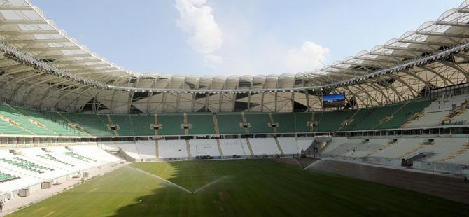 Konyanın yeni stadı Türkiyeyi gururla temsil edecek!