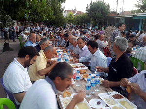 Beyşehir'in mahallerinde ramazan coşkusu