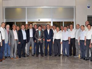 Oda ve Borsa Başkanları Konya'da buluştu
