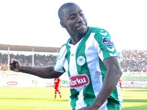 Torku Konyaspor Djalma ile yeniden anlaştı