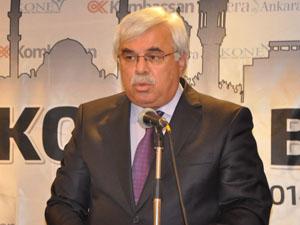 Büyük Konya buluşması Ankarada gerçekleşti