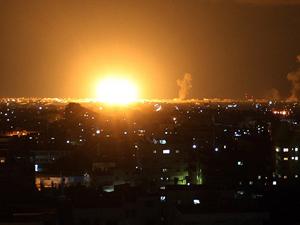 Gazzede ölü sayısı 260a yükseldi
