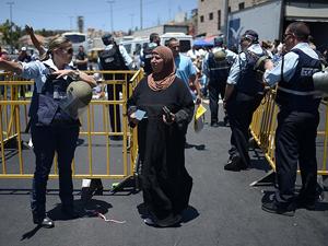 İsrailden Filistinlilere Kudüs yasağı