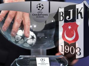 Beşiktaşın rakibi belli oldu!
