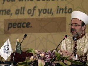 İslamda din ve mezhep savaşı yok