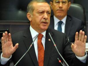 CHPnin İsrail ayıbını Erdoğan deşifre etti