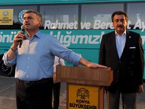 """Konya'da bir caddeye """"Gazze"""" ismi verilecek"""