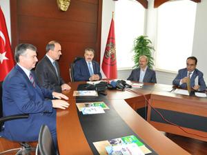 Eroğlu'ndan Konya'ya yeni yatırım müjdesi