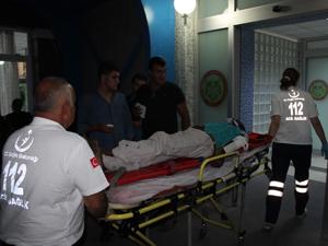 Yabancıların kavgasında 3 kişi yaralandı